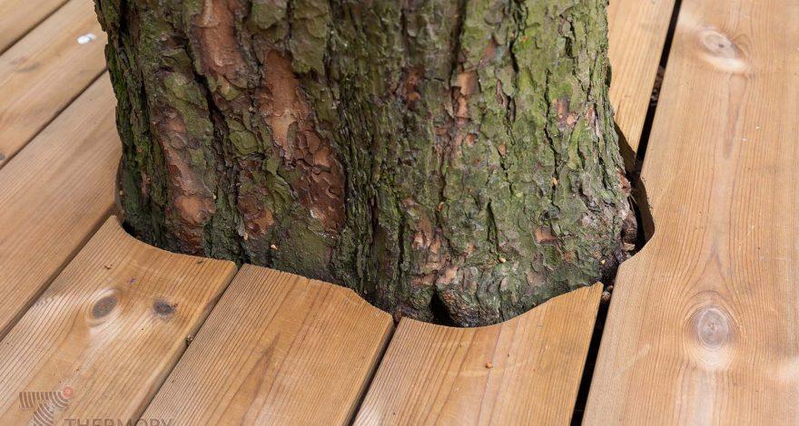 Bauanleitung Holzterrasse
