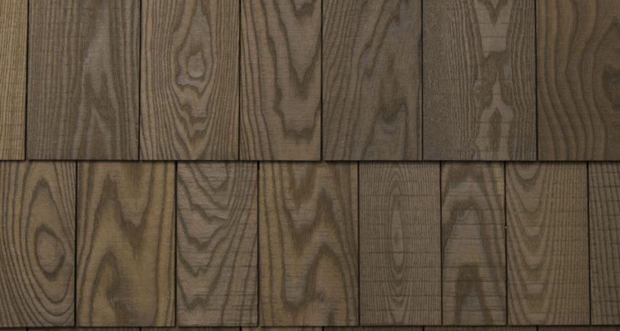 Holzschindeln Thermoesche