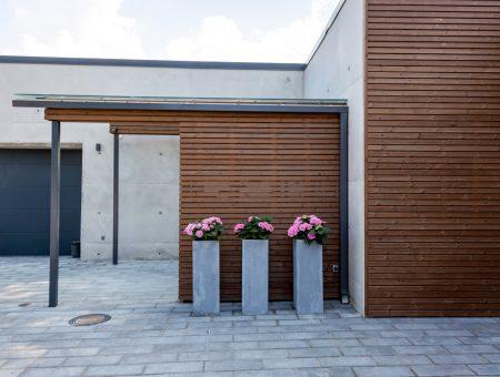 Fassadenexkurs – PaC Fassadensystem (unsichtbare Befestigung Rhombus)