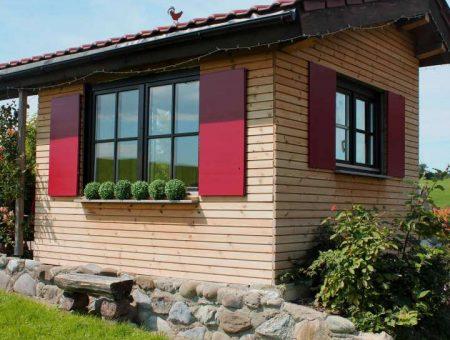 Fassadenexkurs – Doppelrhombus – Die raffinierte Fassadenvariante (2in1)